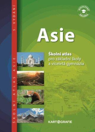Školní atlas/Asie, 3.vydání