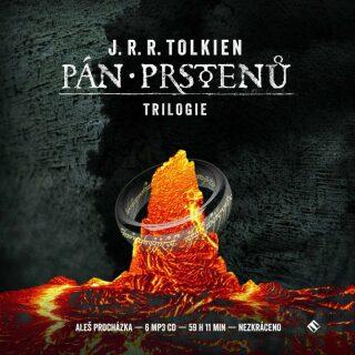 Pán prstenů - komplet - J. R. R. Tolkien