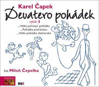 Devatero pohádek výběr 3 - Karel Čapek