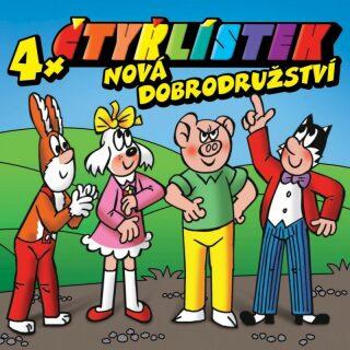 Čtyřlístek - Nová dobrodužství - Kolektiv