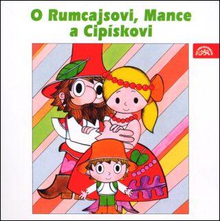 O Rumcajsovi, Mance a Cipískovi - Václav Čtvrtek