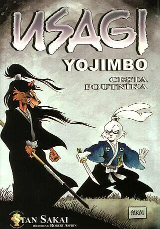 Usagi Yojimbo - Cesta poutníka - Stan Sakai
