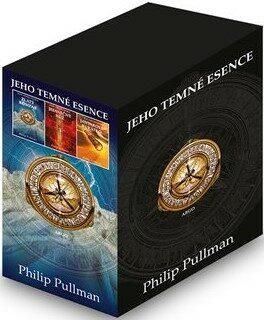 Jeho temné esence - dárkový box (komplet) - Philip Pullman