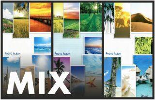 Fotoalbum 36 Drops mix