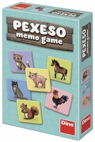 Dino Pexeso - Zvířátka