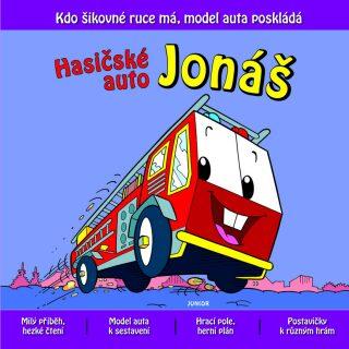 Hasičské auto Jonáš - kolektiv,