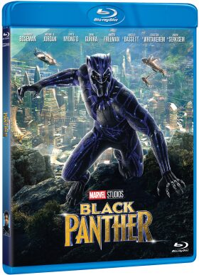 Black Panther - BLU-RAY