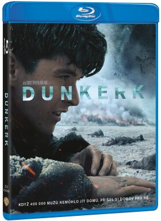 Dunkerk - Blu-ray