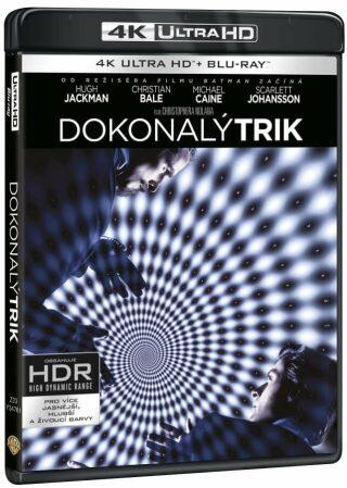 Dokonalý trik - Blu-ray