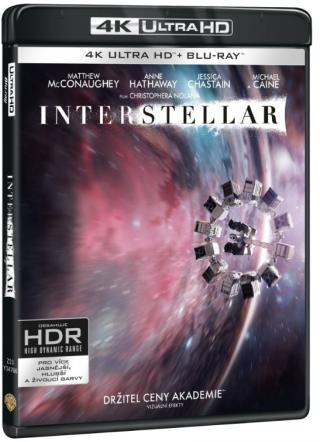 Interstellar - Blu-ray