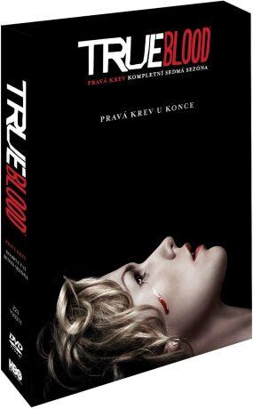True Blood - Pravá krev 7.série 4DVD