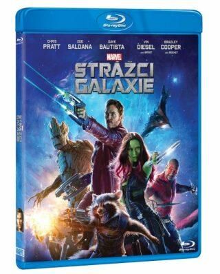 Strážci Galaxie - Blu-ray