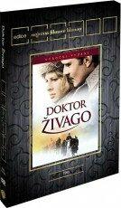 Doktor Živago limitovaná sběratelská edice - Edice Filmové klenoty - DVD