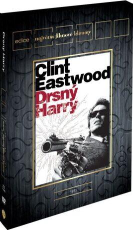 Drsný Harry - Edice Filmové klenoty - DVD