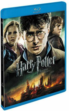 Harry Potter a Relikvie smrti - část 2. - BLU-RAY