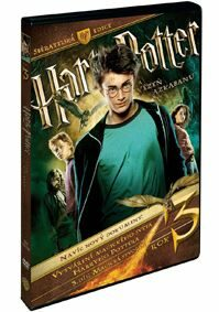 Harry Potter a Vězeň z Azkabanu - DVD