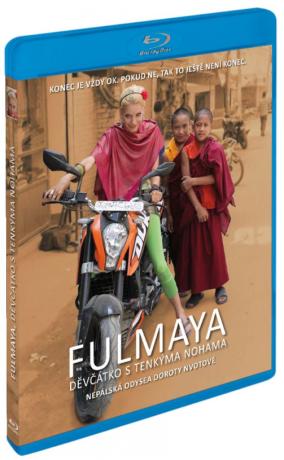 Fulmaya, děvčátko s tenkýma nohama BD - BLU-RAY