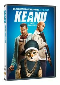 Keanu - Kočičí gangsterka - DVD
