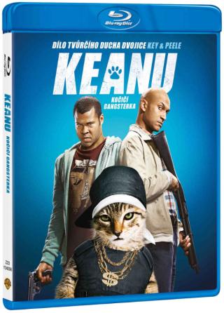 Keanu - Kočičí gangsterka BD - Blu-ray