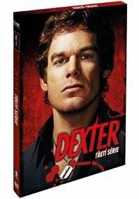 Dexter 3. série 3DVD - DVD