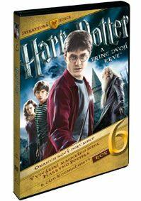 Harry Potter a Princ dvojí krve - sběratelská edice 3DVD - DVD