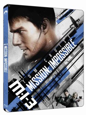 Mission: Impossible 3 - steelbook - BLU-RAY