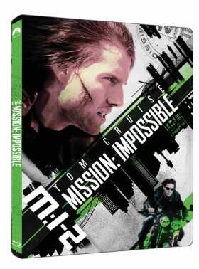 Mission: Impossible 2 - steelbook - BLU-RAY