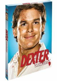 Dexter 2. série 3DVD - DVD