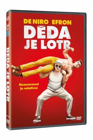 Děda je lotr - DVD