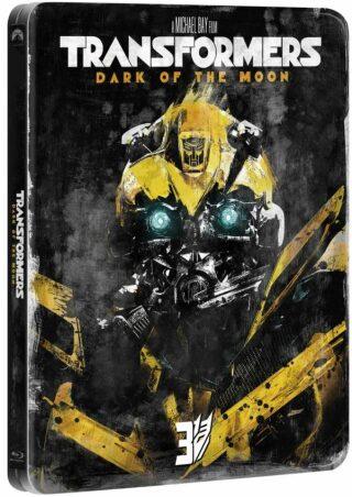 Transformers 3. - Edice 10 let - steelbook - BLU-RAY