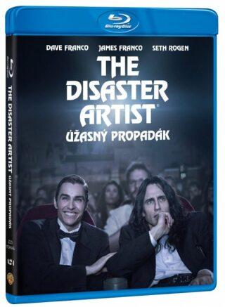 The Disaster Artist: Úžasný propadák BD - BLU-RAY