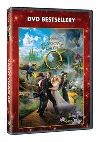 Mocný vládce Oz - Edice DVD bestsellery - DVD