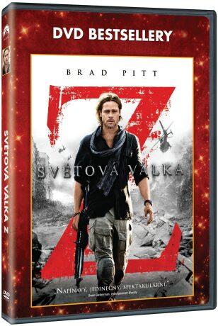 Světová válka Z - Edice DVD bestsellery - DVD