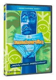 Snowboarďáci - remasterovaná verze - DVD