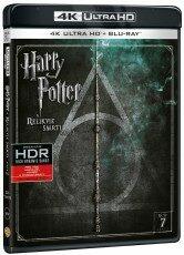 Harry Potter a Relikvie smrti - část 2. - 4K/UHD + BD