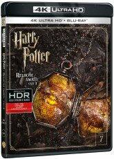 Harry Potter a Relikvie smrti - část 1. - 4K/UHD + BD