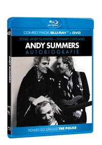 ANDY SUMMERS - Autobiografie - Blu-ray