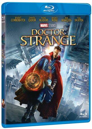 Doctor Strange BD - neuveden