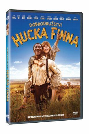 Dobrodružství Hucka Finna - DVD