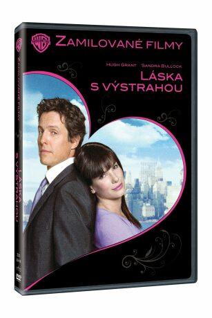 Láska s výstrahou - DVD