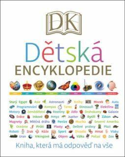 Dětská encyklopedie - Kniha, která všechno vysvětlí - Lizzie Davey (editor)