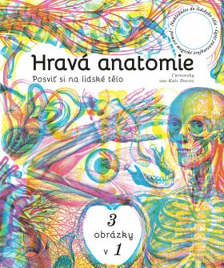 Hravá anatomie - Kate Daviesová