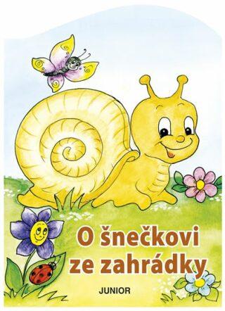 O šnečkovi ze zahrádky - leporelo - Zuzana Pospíšilová