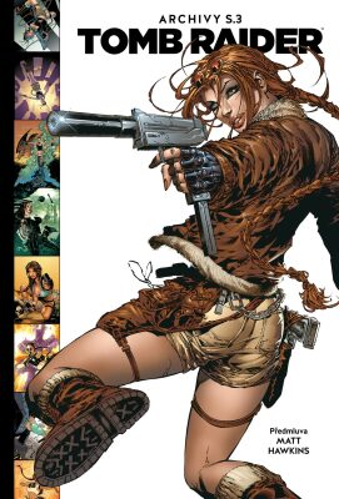 Tomb Raider Archivy S.3 - Dan Jurgens