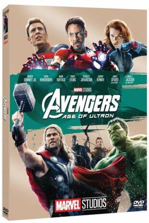 Avengers: Age of Ultron - Edice Marvel 10 let - neuveden