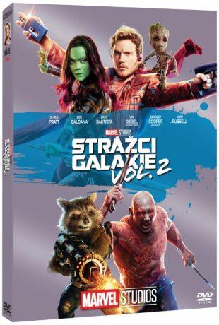 Strážci Galaxie Vol. 2 -