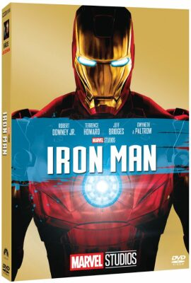 Iron Man - Edice Marvel 10 let - DVD
