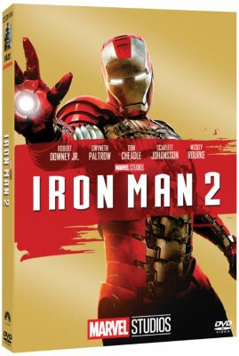 Iron Man 2 - Edice Marvel 10 let - DVD