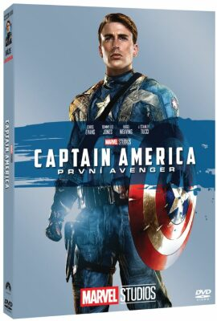 Captain America: První Avenger - Edice Marvel 10 let - DVD