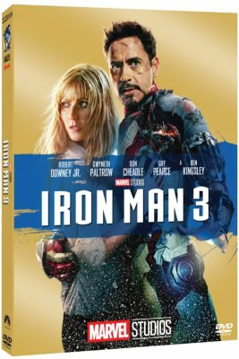Iron Man 3 - Edice Marvel 10 let - DVD
